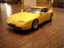RW yellow le mans model 1 sf